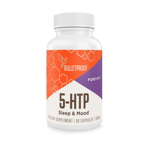 Bulletproof Supplements 5-HTP - 90 Ct.