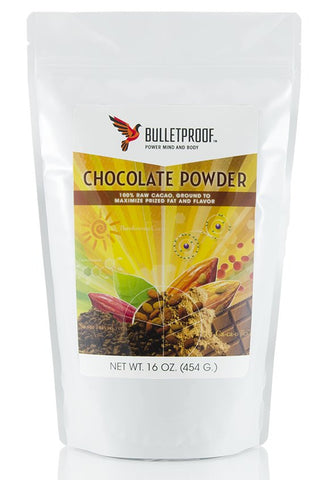 Bulletproof(R) Upgraded Chocolate Powder