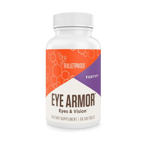 Bulletproof Supplements Eye Armor - 60 Ct.