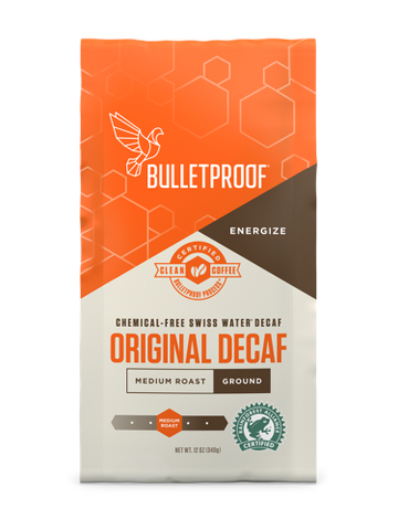 The Original Ground Decaf Coffee - 12oz