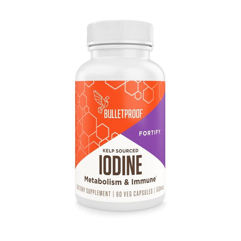 Bulletproof Supplements Iodine - 60 Ct.