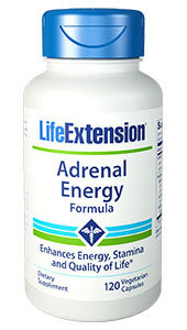 Life Extension Adrenal Energy Formula120's