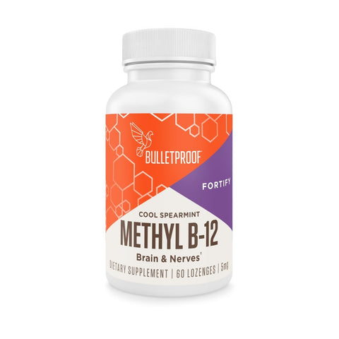 Bulletproof Supplements Methyl B-12 - 60 Ct.