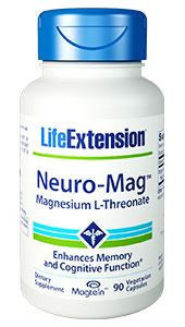 Life Extension Neuro-Mag® Magnesium L-Threonate