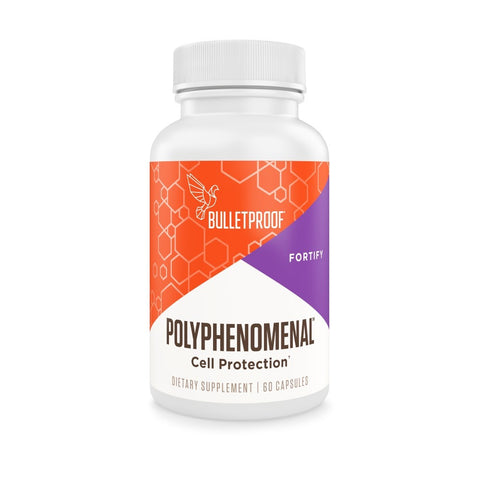 Bulletproof Supplements Polyphenomenal - 60 Ct.