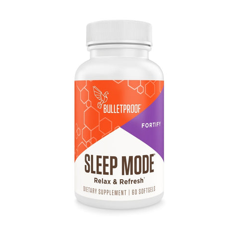 Bulletproof Supplements Sleep Mode - 60 Ct.