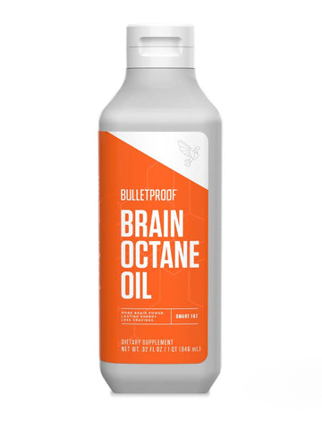 Bulletproof(R) Brain Octane(TM) Oil - 32 oz