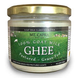 Mt Capra Ghee - 10 fl oz | 296 mL