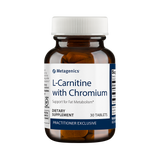 Metagenics L-Carnitine with Chromium