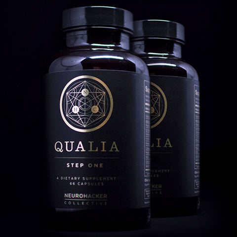 Qualia Nootropic Step 1 & 2 pack. R2880 - Please contact us to order
