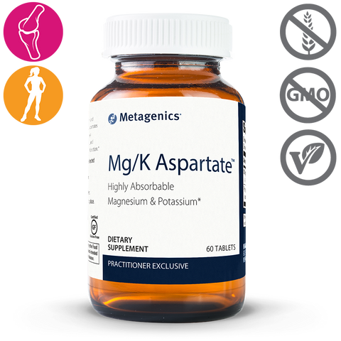 Metagenics Mg/K Aspartate