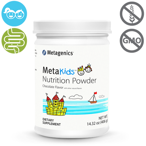 Metagenics MetaKids Nutrition Powder