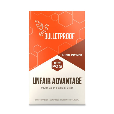 Bulletproof Supplements Unfair Advantage