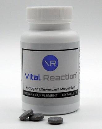 Vital Reaction™ HYDROGEN Dissolvable Tablets