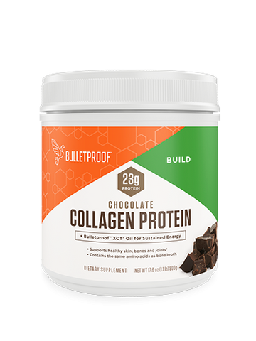Bulletproof Chocolate Collagen Protein Net Wt. 17.6 oz.