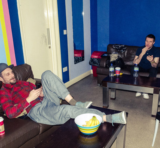 Sleaford Mods photoshoot 2015 6