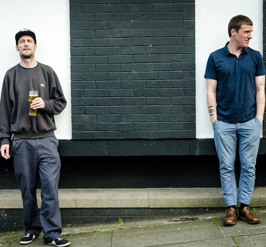 Sleaford Mods photoshoot 2015 8