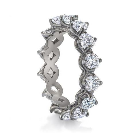 FOREVERMARK™  Eternity Ring