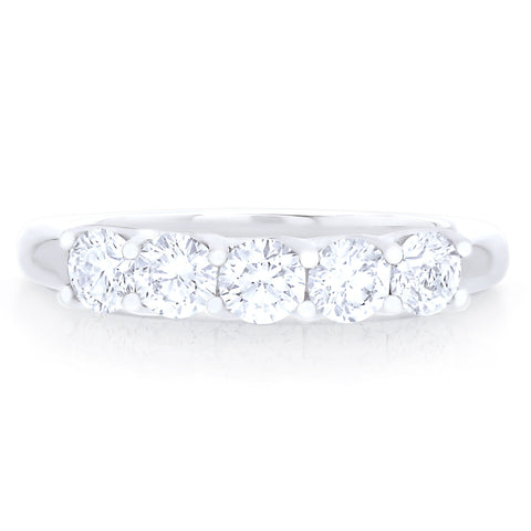 FOREVERMARK™ FIVE STONE DIAMOND RING