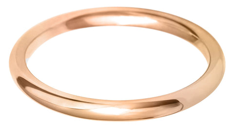 Plain 18K Gold Wedding Package 2