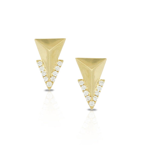 DIAMOND FASHION EARRING by Dove