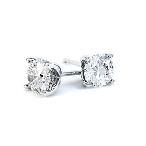 AMERIE ROUND BRILLIANT STUD EARRINGS