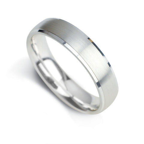 Gents Wedding Band Design 4
