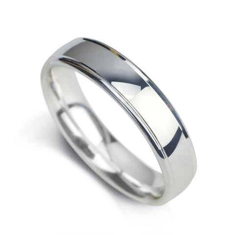 Gents Wedding Band Design 7