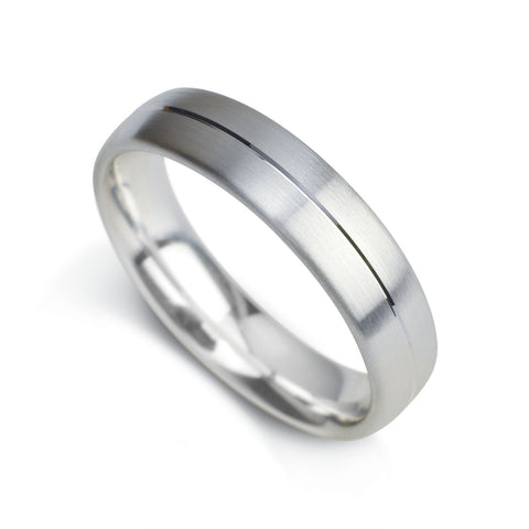 Gents Wedding Band Design 8