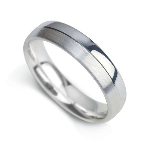 Gents Wedding Band Design 10