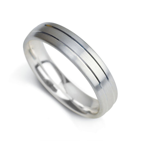 Gents Wedding Band Design 13