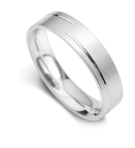 Gents Wedding Band Design 15