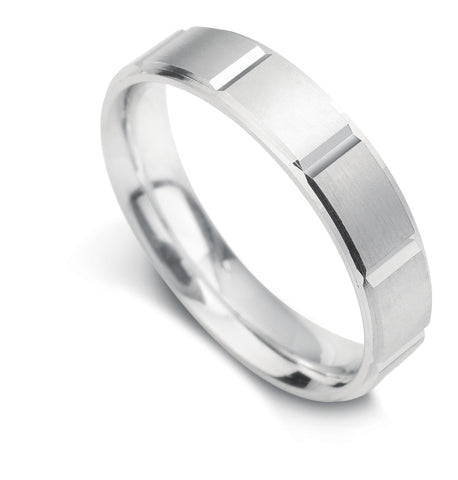 Gents Wedding Band Design 17