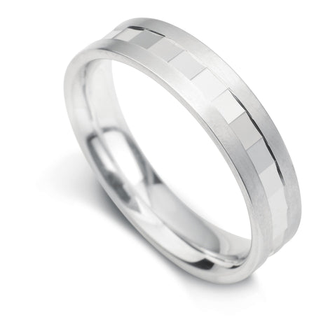 Gents Wedding Band Design 18