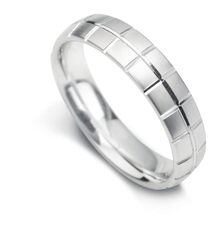 Gents Wedding Band Design 19