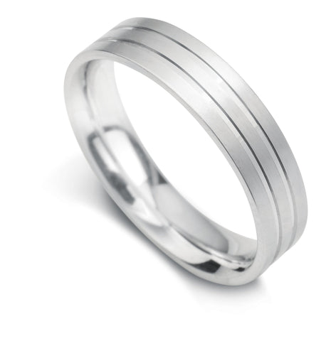 Gents Wedding Band Design 21