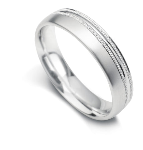 Gents Wedding Band Design 24