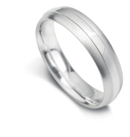 Gents Wedding Band Design 25