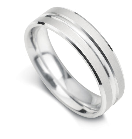 Gents Wedding Band Design 27
