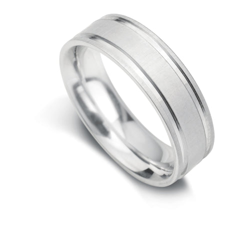 Gents Wedding Band Design 28