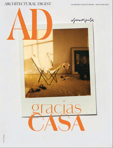 AD - gracias CASA - May/June 2020