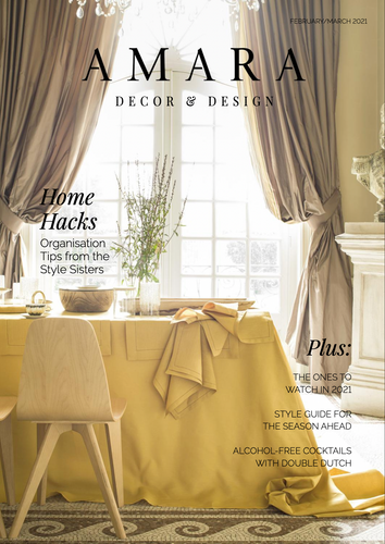 AMARA: DECOR & DESIGN - FEB/MAR