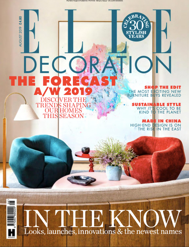 Elle Decor UK - August 2019
