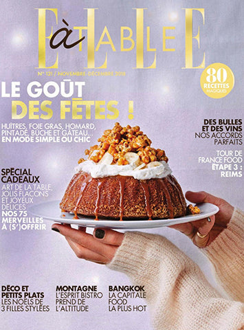 Elle A Table December 2018