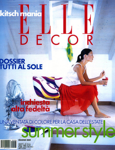 Elle Decor 2001