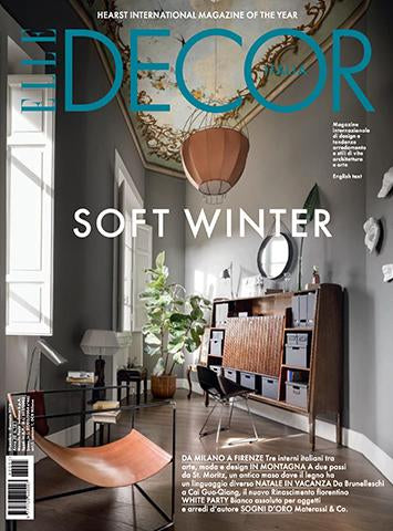 Elle Decor Italia December 2018