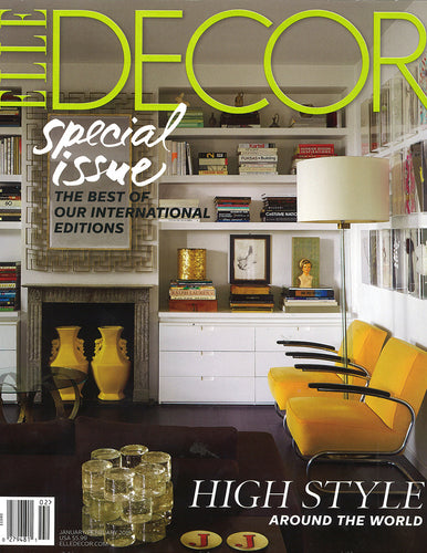 Elle Decor Jan / Feb 2015