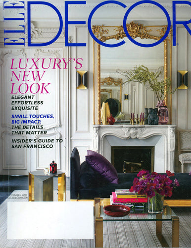 Elle Decor Nov 2013