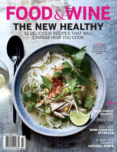 Food and Wine March 2016