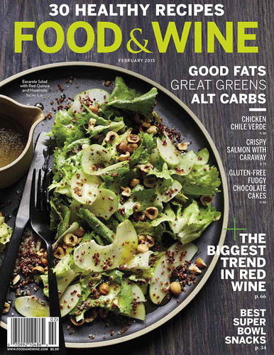 Food & Wine Feb 2015